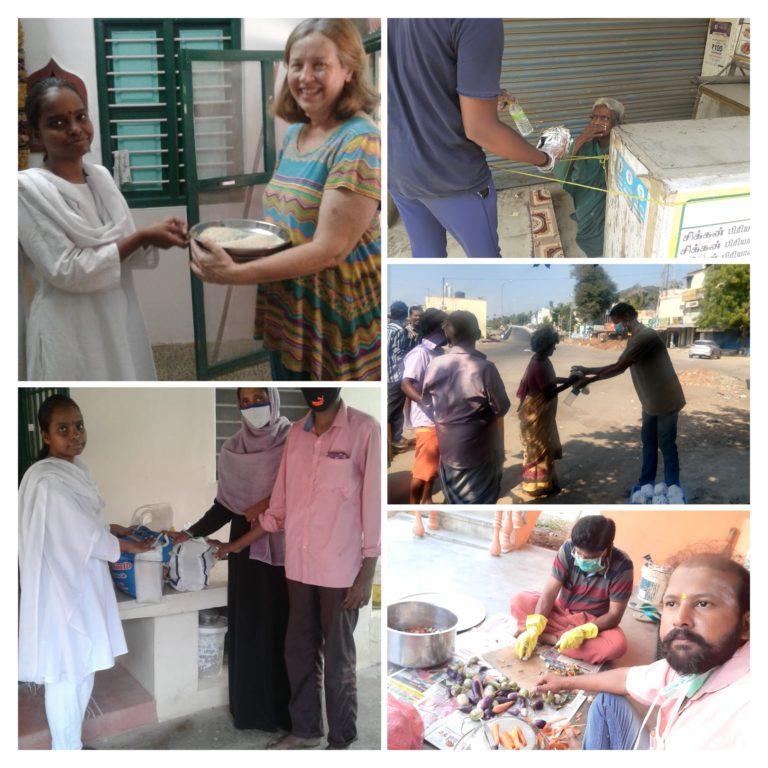 WEFAS Food distribution