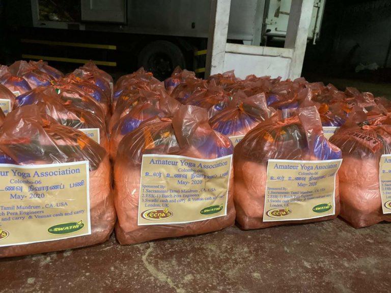 STM Sponsored dry food pack
